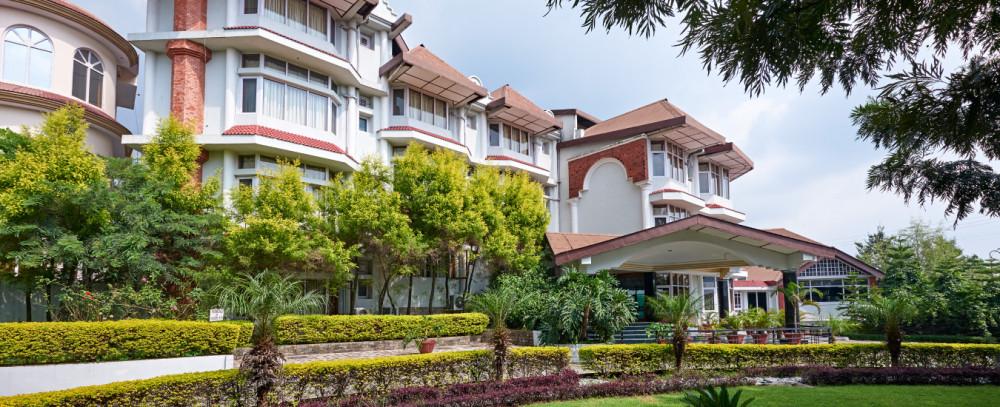 Club Mahindra resort in Dharamshala