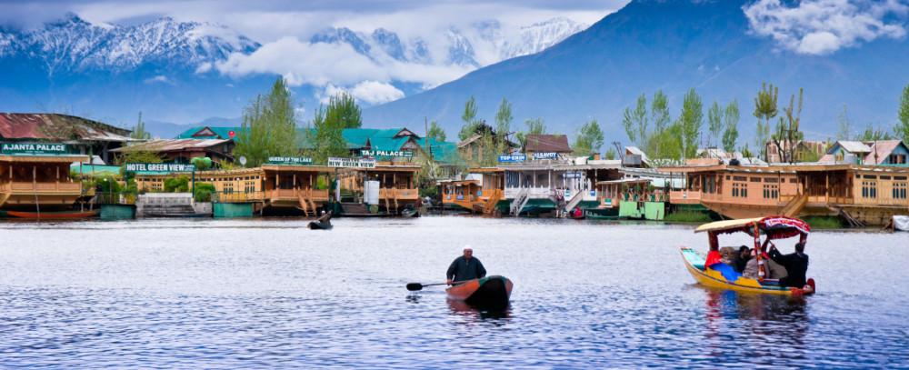 Jammu and Kashmir Houseboats