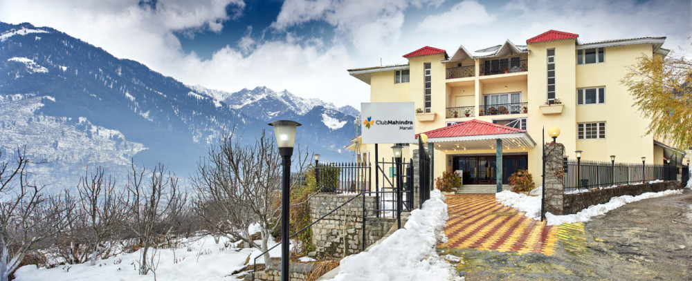 Club Mahindra Snow Peaks in Manali