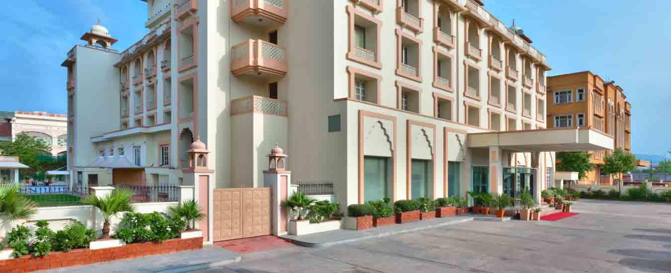 Club Mahindra resort in Jaipur